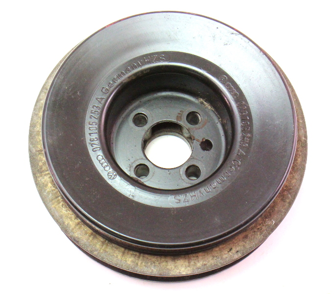 Crank Crankshaft Pulley 97