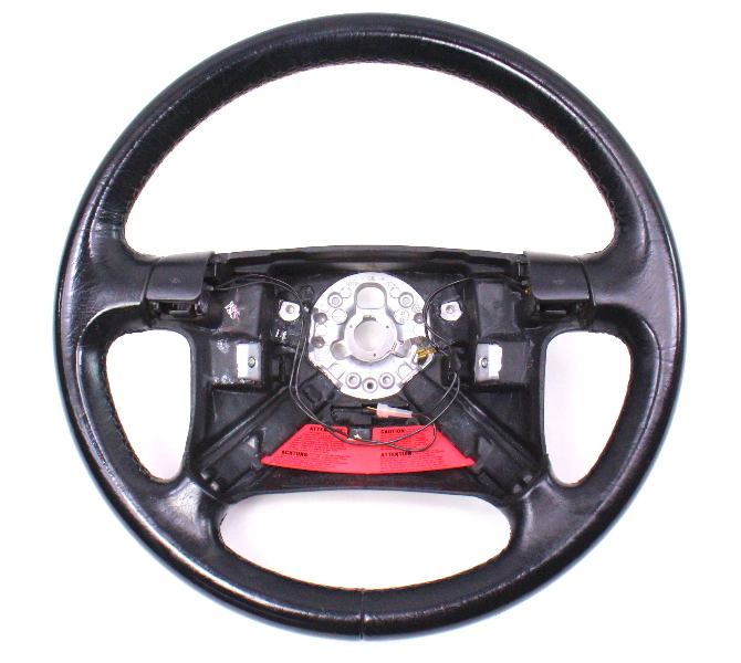 Leather Steering Wheel 96