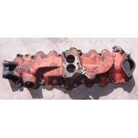 49-50 Ford Mercury 239 V8 Flat Head Intake Manifold - Stamped 8BA 8RT 6520