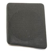 RH Dash Speaker Cover Grille 95-97 VW Passat B4 - Black - Genuine - 357 857 210