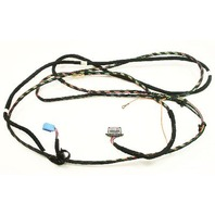 Trunk CD Compact Disc Changer Harness 99.5-02 VW Cabrio MK3.5 - Genuine