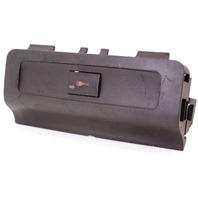 Rear Seat Lock Switch & Trim 02-08 Audi A4 S4 RS4 B6 B7 - 8E0 863 351 E