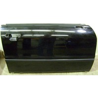 RH Front Door Shell Audi 90 CS LY9B - Brilliant Black Sedan - Genuine