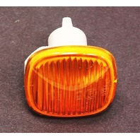 Amber Fender Side Marker Light Lamp 96-01 Audi A4 A8 - Genuine - 4D0 949 127 B