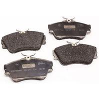 """New 15"""" Girling Front Brake Pad Set 92-04 VW EuroVan - Genuine - 701 698 151 E"""