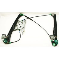 LH Front Window Regulator - 96-02 Audi A4 S4 B5  - Genuine