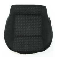 Front Seat Cushion Black Cloth 02-05 VW Jetta Golf MK4 - Driver or Passenger