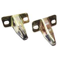 Rear Hatch Lid Tail Gate Guide Pins Pair 97-03 VW EuroVan - 701 829 733 & 734