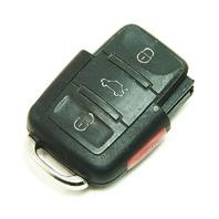 Keyless Entry Remote FOB & Board 05-10 VW Jetta Rabbit GTI MK5 - 1K0 959 753 H