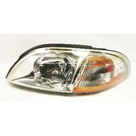 LH Driver Headlight Head Light 01-03 Ford Windstar - Genuine