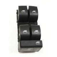 LH Driver Master Window Switch 05-08 Audi A4 S4 RS4 B7 - Genuine - 8E0 959 851