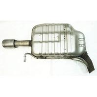 LH Exhaust Muffler 05-08 Audi A4 B7 - Genuine - 8E0 253 611 EB