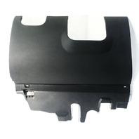 LH Lower Dash Panel Cover 00-06 Audi TT MK1 - Black - Genuine - 8N1 880 301