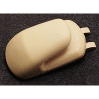 New B Pillar Coat Hook 06-11 VW Passat - LH RH Clothes - Beige - Genuine OE