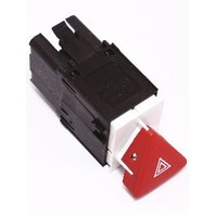 New Hazard Switch Button 06-11 VW Passat B6 - Emergency Lights - Genuine OE