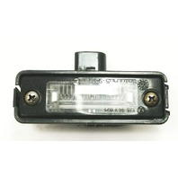 Rear License Plate Light Lens Lamp 99-02 VW Cabrio MK3.5 Genuine - 1J6 943 021