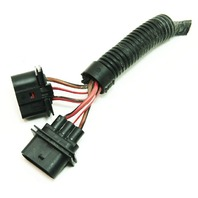 Radiator Fan Wiring Plugs Pigtail Audi TT MK1 - Engine Cooling - Genuine