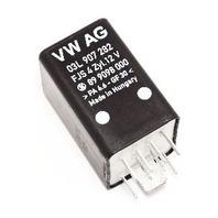 New TDI Glow Plug Relay #508 11-15 VW Jetta MK6 Beetle Passat - 03L 907 282