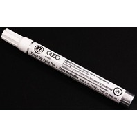 One Touch Up Paint Pen - VW Audi - Genuine OE New - Opal Silver Metallic - LD1X