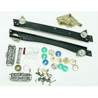 LH Window Regulator Parts & Hardware 00-06 Audi TT MK1 - Genuine