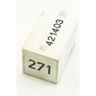 Windshield Wiper Relay # 271 92-01 Audi A4 S4 S6 URS4 URS6 - 443 955 531