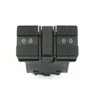 Rear Window Switch Button w/ Red Lighting 99-02 VW Cabrio MK3.5 - 1E0 959 855 C