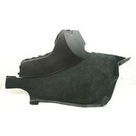 RH Front Center Console Tunnel Carpet 00-03 Audi A8 S8 - Genuine - 4D1 863 306 K