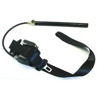 RH Front Seatbelt Seat Belt Black 99.5-02 VW Cabrio MK3.5 Genuine 1EM 857 706 A