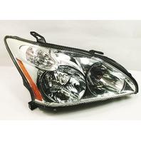 RH Passenger Headlight Head Light Lamp 06-09 Lexus RX350 RX400H - 811500E010