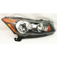 RH Passenger Headlight Head Light Lamp 08-09 Honda Accord -  Genuine