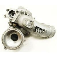 Turbo Turbocharger Intake KK3 K03 08-09 VW GTI EOS - Genuine - 06F 145 701 G