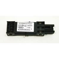 Side Impact Crash Sensor 00-03 Audi A8 S8 D2 - Genuine - 4D0 959 643 C