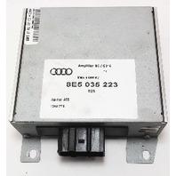 Amplifier Radio Speaker 02-05 Audi A4 B6 - 8E5 035 223