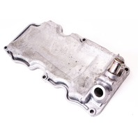 Engine Block Center Vent Cover VW Phaeton Audi A8 A6 - 4.2 V8 - 077 103 131 E