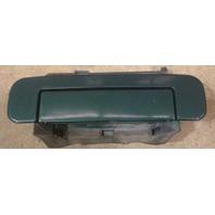 LH Rear Door Handle 96-99 Audi A4 S4 Left LZ6U Emerald Green - Genuine