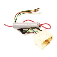 Rear Defrost Switch Wiring Plug Pigtail 85-93 VW Cabriolet MK1 - Genuine