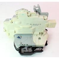 RH Front Door Latch Lock Actuator 05-08 Audi A4 S4 B7 - Genuine - 8E1 837 016 AB
