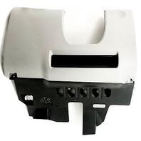 LH Lower Dash Knee Panel 02-08 Audi A4 B6 B7 Grey Gray - Genuine - 8E1 880 301