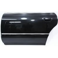 LH Rear Door Shell 00-03 Audi A8 L D2 - LZ9W Ebony Pearl - Genuine