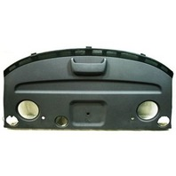 Rear Deck Parcel Shelf 00-03 Audi A8 S8 D2 - Dark Gray - Genuine - 4D0 863 411