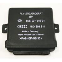 Steering Column Control Module 97-03 Audi A8 S8 D2 Genuine - 4D0 909 611