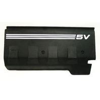 RH Plastic Engine Cover Trim 00-03 Audi A8 S8 D2 - Genuine - 077 103 724 D
