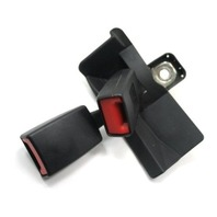 LH Rear Seat Belt Receiver 02-08 Audi A4 S4 RS4 B6 B7 Left Side - 8E0 857 739 E