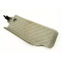 Gray Dead Pedal Foot Rest 02-08 Audi A4 S4 RS4 B6 B7 - Genuine - 8E1 864 777