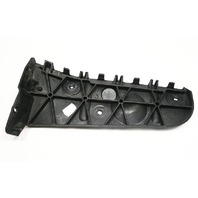 LH Rear Bumper Mount Bracket 02-05 Audi A4 S4 B6 - Genuine - 8E0 807 453