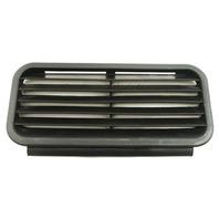 Trunk Carpet Side Vent 02-08 Audi A4 S4 B6 Black - Genuine -
