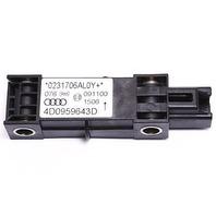 Side Impact Crash Sensor 00-03 Audi A8 S8 D2 - Genuine OE - 4D0 959 643 D