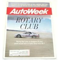 AutoWeek, August 31 1992, Mazda RX-7 Tri-Turbo