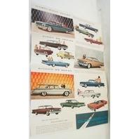 Original Dealer Brochure Poster - 1960 Oldsmobile