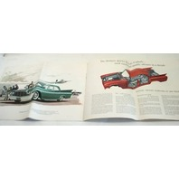 Original Dealer Showroom Brochure - 1960 De Soto
